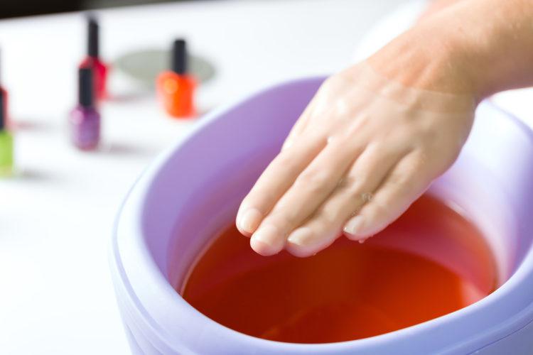 Как делать парафиновые ванночки для рук видео и отзывы