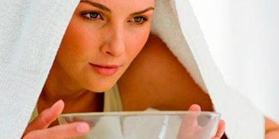 паровая баня для чистки кожи лица