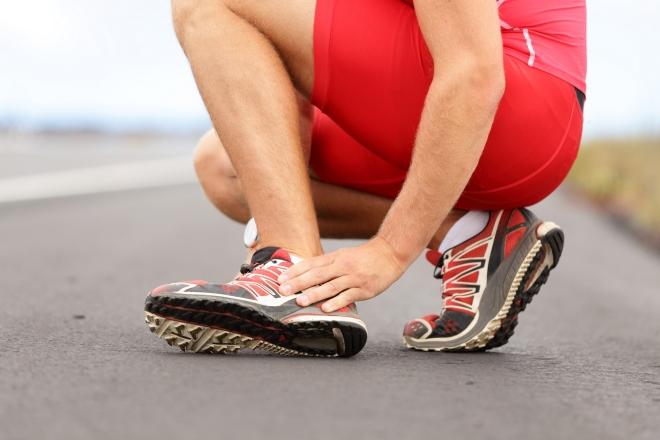 Травма голеностопного сустава у спортсмена
