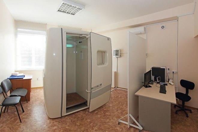 Аппарат для проведения флюорографии
