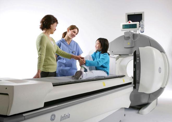 Проведение МРТ ребенку