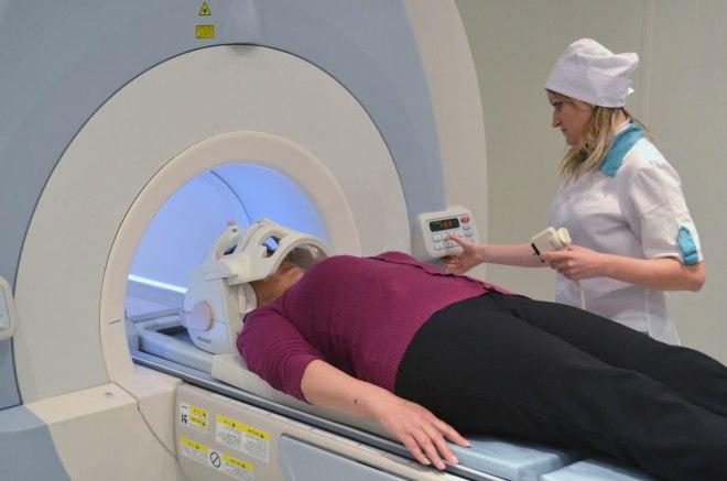 Проведение МРТ головного мозга