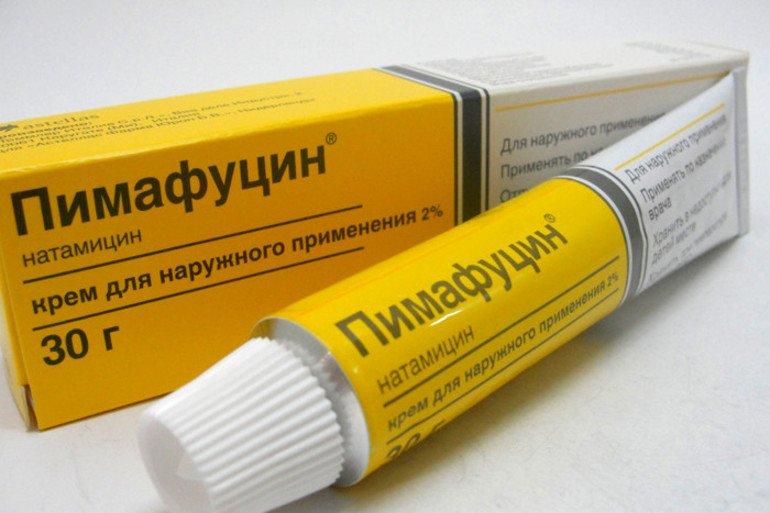 Инструкция по применению свечей Пимафуцина