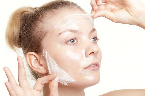 маска для лица с желатином от морщин в домашних условиях