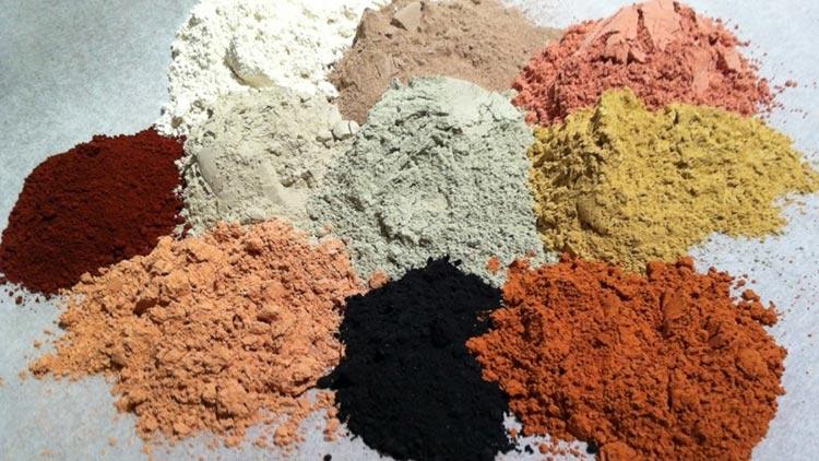 глина для волос черная розовая голубая красная - рецепты и отзывы
