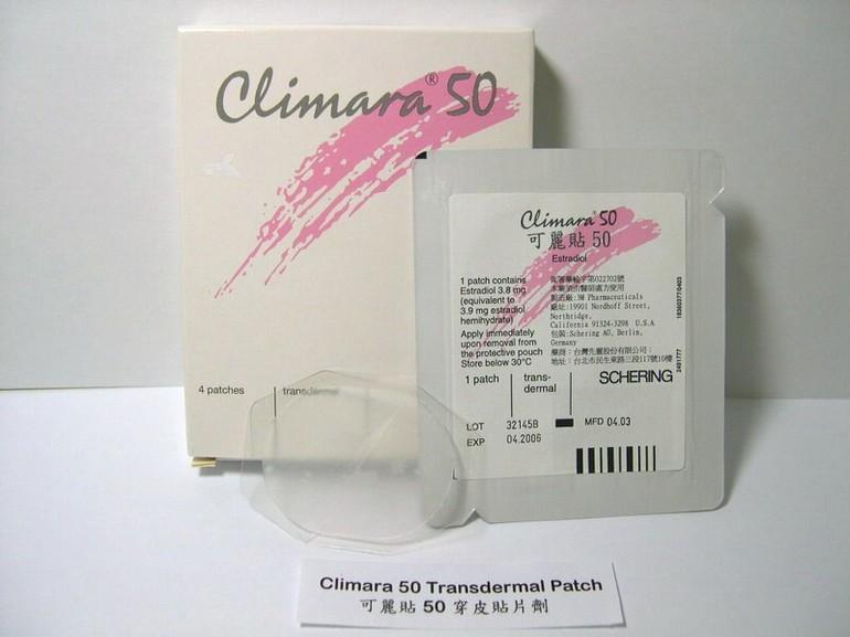 Пластырь Климара