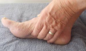 Ноги старика