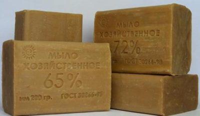 хозяйственное мыло от морщин - отзывы опробовавших