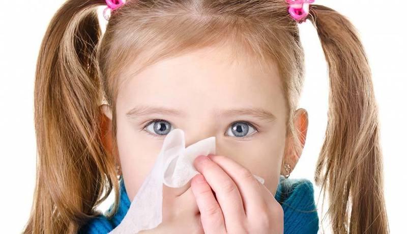 Гомеопатия от насморка для детей
