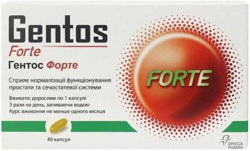 Гентос Форте
