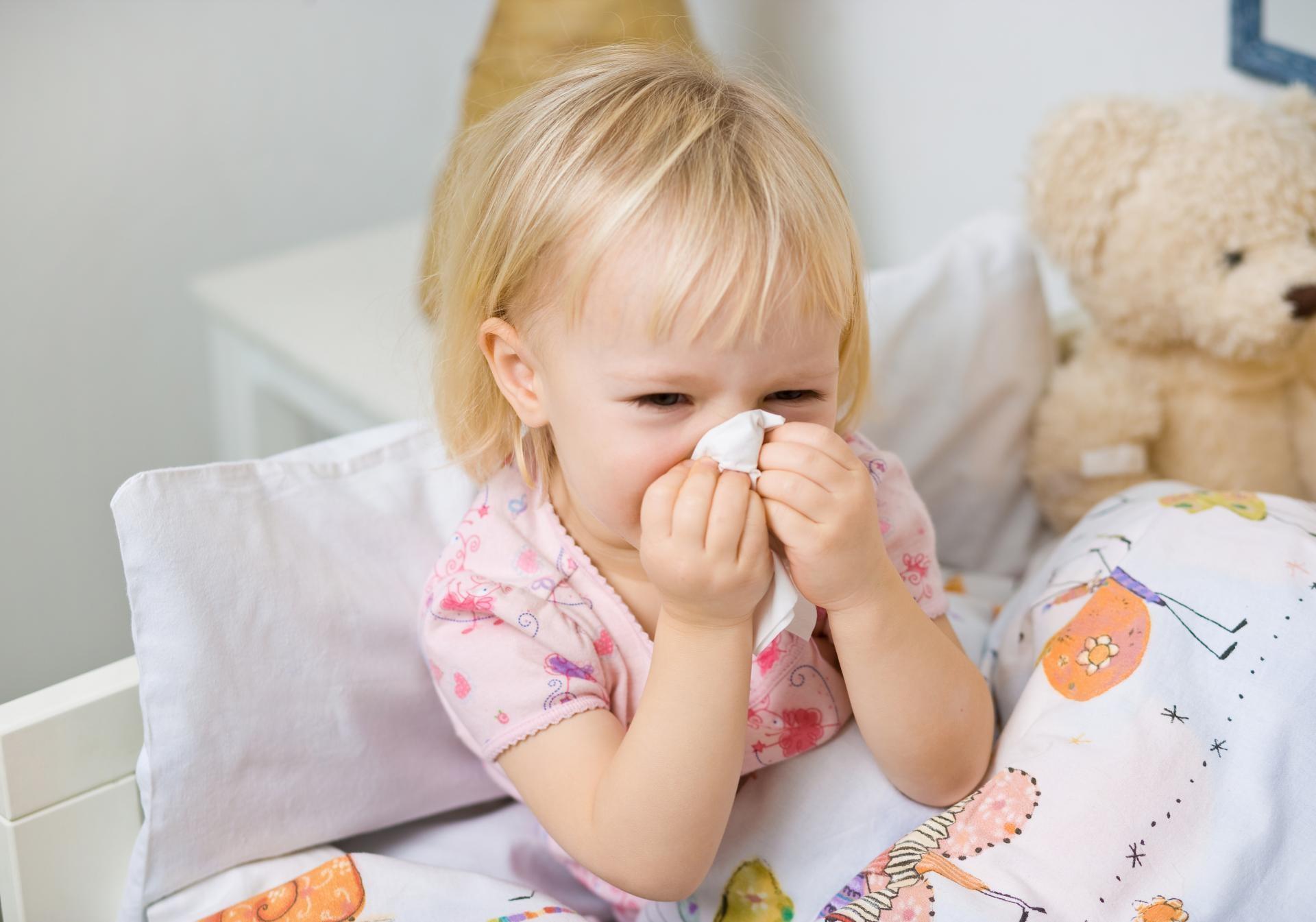 Облегченное отхождение слизи из воспаленных пазух способствует выздоровлению.