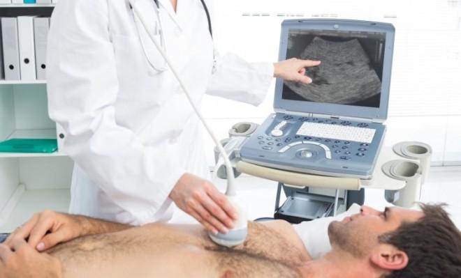 Проведение УЗИ плевральной полости