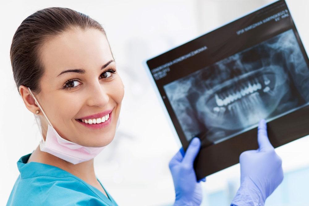 Ортопантомограмма зубов: метод проведения и показания