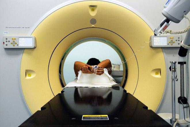 Проведение МРТ поджелудочной железы
