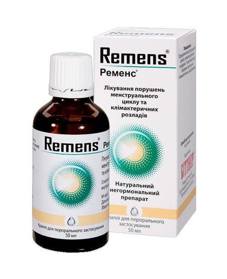 Описание препарата Ременс