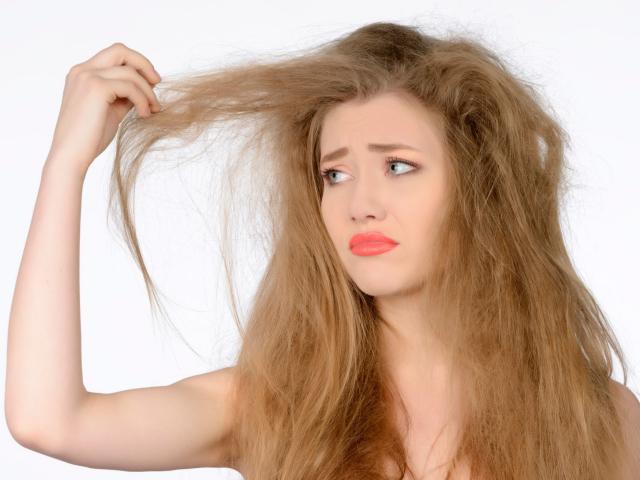 что делать чтобы волосы не электризовались и не магнитились