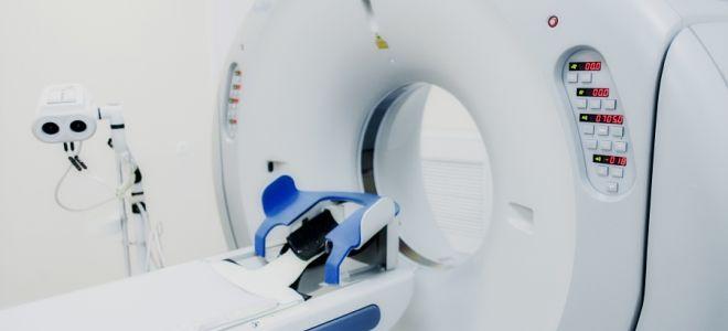 Проведение компьютерной томографии (КТ) грудного отдела позвоночника