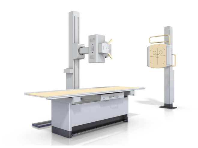 Цифровой рентгеновский аппарат
