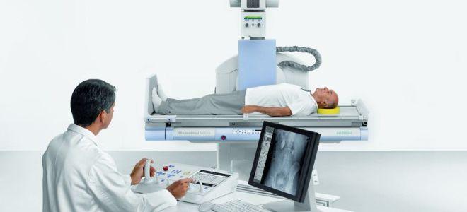 Современная диагностическая процедура цифровой рентген