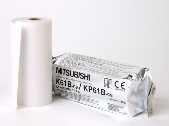 Бумага для УЗИ Mitsubishi