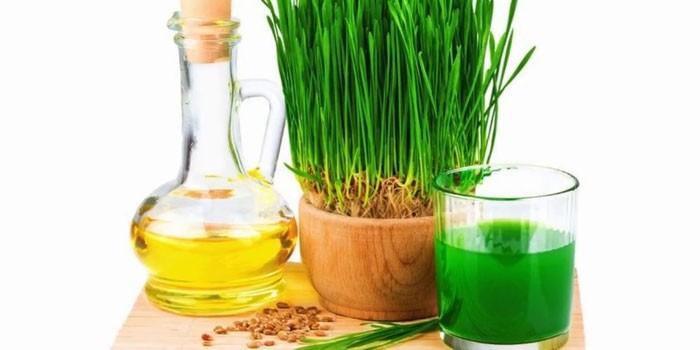 масло зародышей пшеницы для лица от морщин - применение