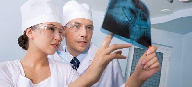Опасен ли рентген при грудном вскармливании