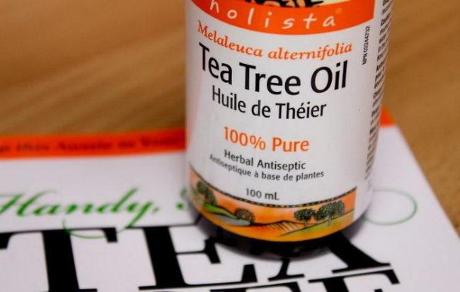 Помогает ли эфирное масло чайного дерева от прыщей. Применение масла чайного дерева от прыщей на лице