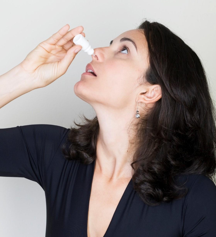 Сосудосуживающие лекарства помогают улучшить эвакуацию содержимого из фронтального синуса.