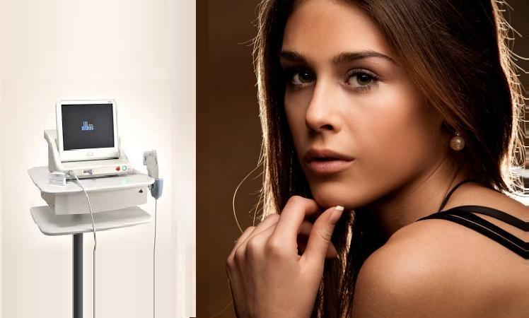 Молодость и красота лица надолго, благодаря ультразвуковой методике