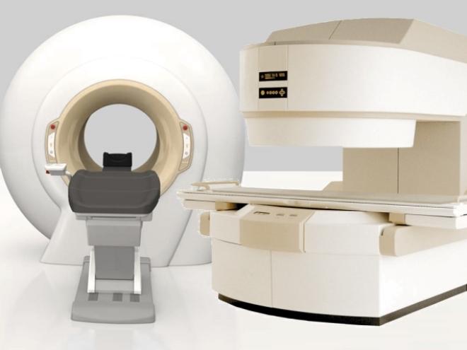 Открытый и закрытый аппараты МРТ