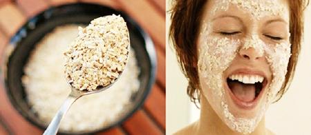 Маски из геркулеса для лица — рецепты, отзывы и результаты