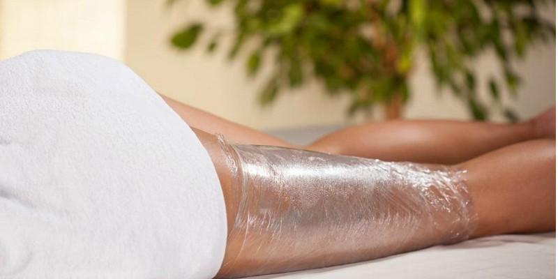 обертывание с антицеллюлитным кремом в домашних условиях