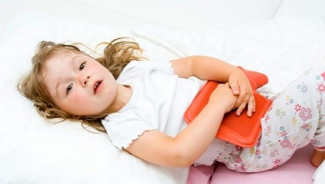 Боль в области мочевого пузыря у девочки
