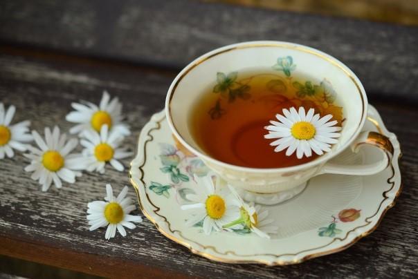 Постоянно пейте теплые чаи