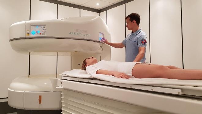 Обследование на МРТ открытого типа