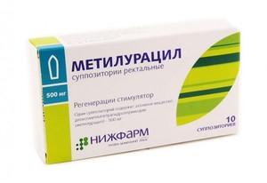 Препарат метилурацил